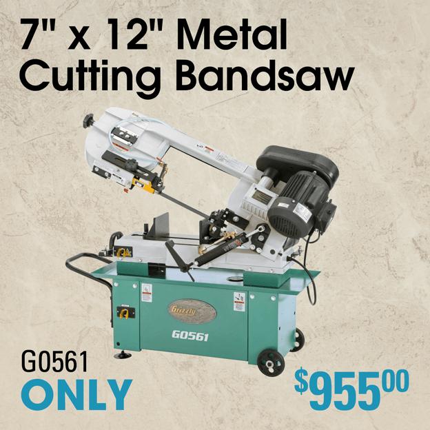 G0561 Metal Bandsaw