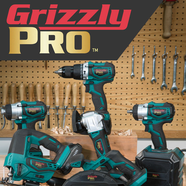 Grizzly Pro Masthead