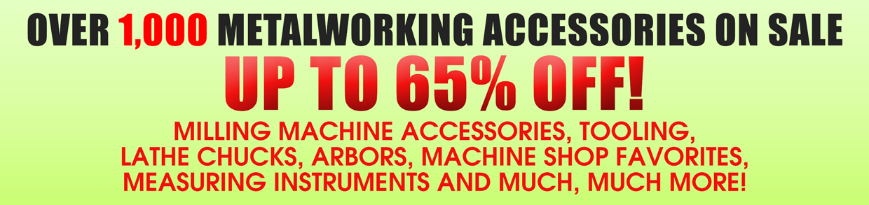 Metalworking Accessories (mobile secondary)