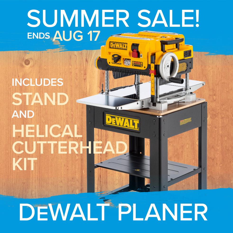 Summer Sale T32190 Planer