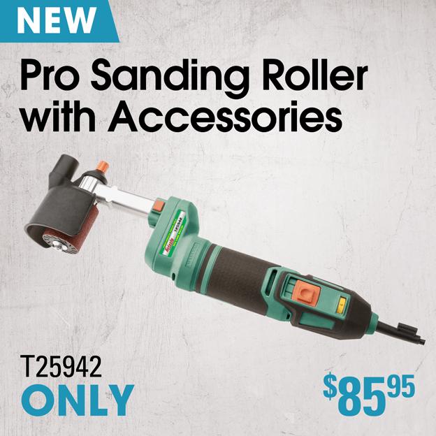 T25942 Sanding Roller